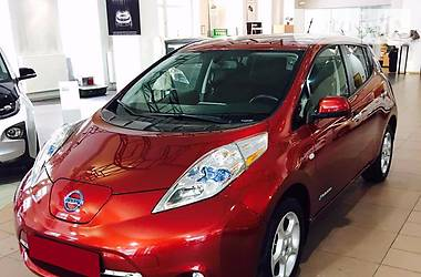 Nissan Leaf SV MAX  2014