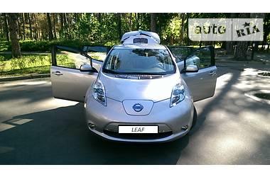 Nissan Leaf 80kW (109Hp) 2012