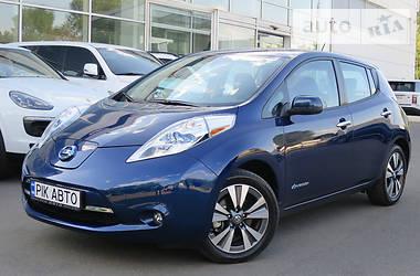 Nissan Leaf SL 30kWh Bose 2016