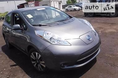 Nissan Leaf SV (30 kWt) 2016