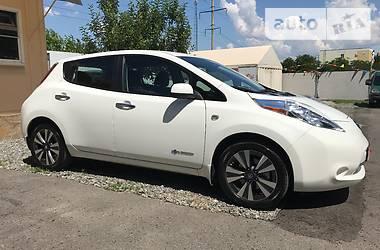 Nissan Leaf 30 KW SV+SL+BOSE 2016