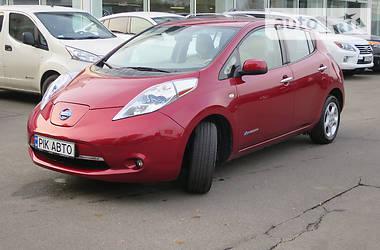 Nissan Leaf SV 80kW 2012