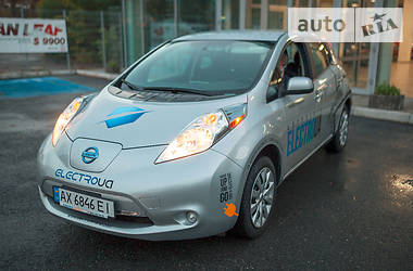Nissan Leaf 80kW (109Hp) 2013