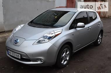 Nissan Leaf SV Premium+LED +BOSE 2013