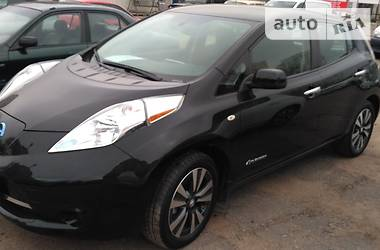 Nissan Leaf SV 30 kWt 2016