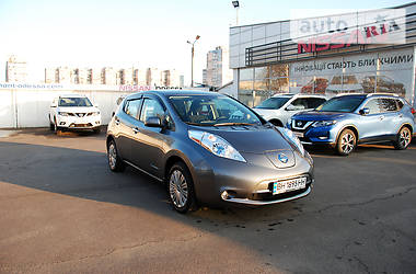 Nissan Leaf SE 2014