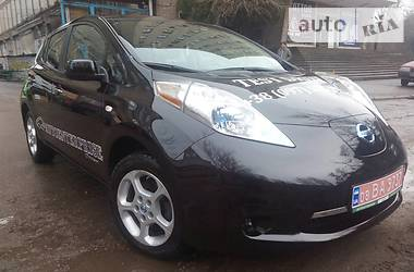Nissan Leaf 30 kWh 2016