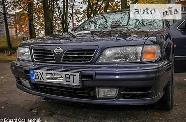 Nissan Maxima QX  1999