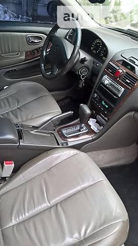 Nissan Maxima QX 2001 года