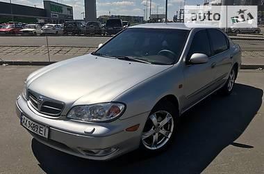 Nissan Maxima QX 3.0 2002