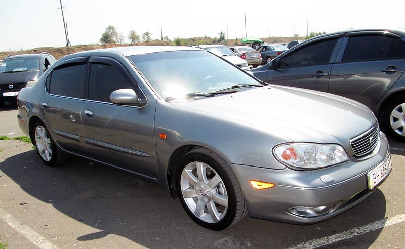 Nissan Maxima QX 2002 года