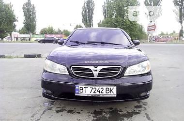 Nissan Maxima QX  2002