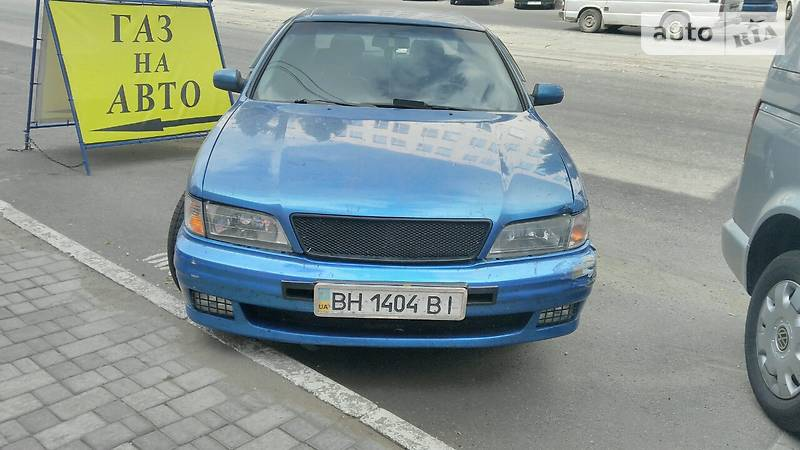 Nissan Maxima QX 1995 года