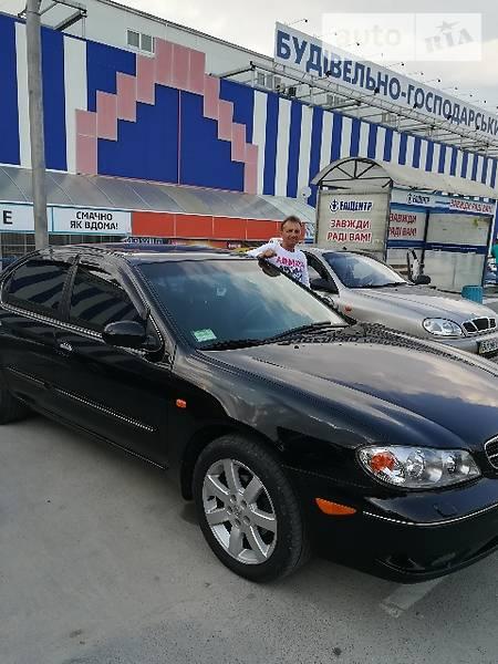 Nissan Maxima QX 2003 года