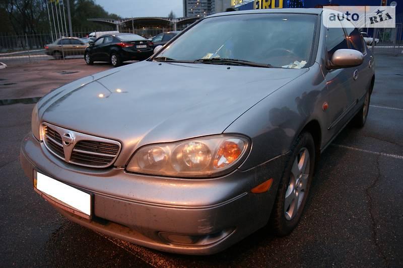 Nissan Maxima QX 2005 года