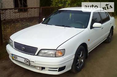 Nissan Maxima QX V6 24V 3.0 GBO 1995