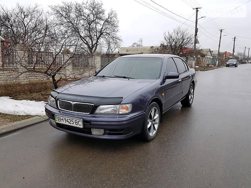 Nissan Maxima QX 1997 року