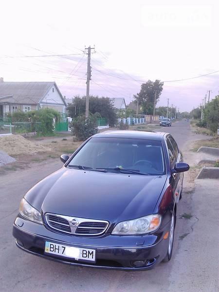 Nissan Maxima 2003 года