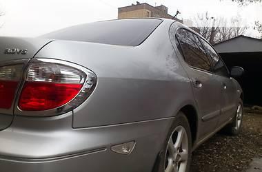 Nissan Maxima 3.0 V6 2002