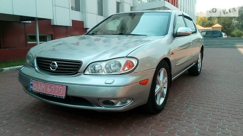 Nissan Maxima 2005 года