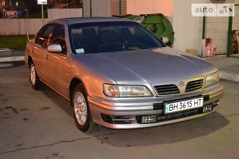 Nissan Maxima 1997 года