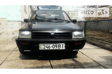 Nissan Micra  1987