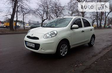 Nissan Micra NEW IDEAL 2015