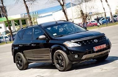 Nissan Murano 3.5 V 6 MAXI SL AWD 2004