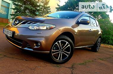 Nissan Murano OFFICIAL 2010