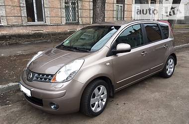Nissan Note 1.6i 2008