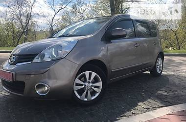 Nissan Note 1.6 AT Luxury  2014