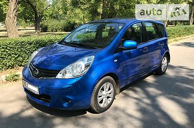 Nissan Note 1.6i 2011