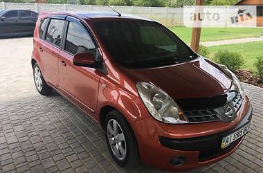 Nissan Note Tekno 2007