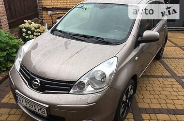 Nissan Note Tekna 2012