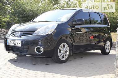 Nissan Note OFFICIAL 2013