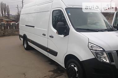 Nissan NV груз. 400 Extra Long 2015