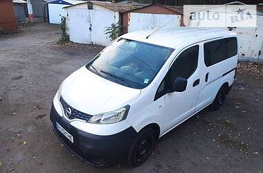 Nissan NV200 1.5cdi  7mest 2010