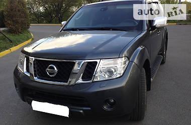 Nissan Pathfinder 2.5 dCi MAXI 2011