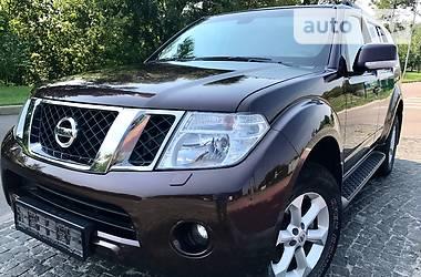Nissan Pathfinder 2.5 dCi 2012