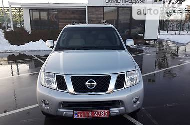 Nissan Pathfinder Official Europe 2012