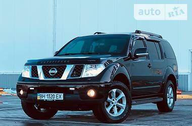 Nissan Pathfinder FULL 2009