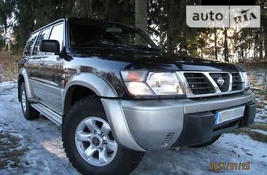 Nissan Patrol GR TDI 1999