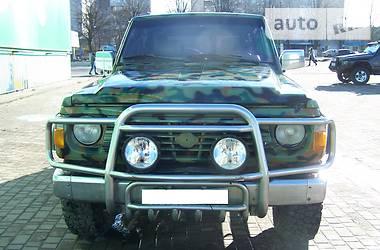 Nissan Patrol GR  1996