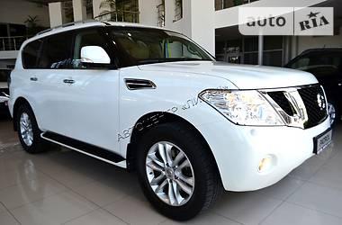 Nissan Patrol 5.6i 7AT 4WD TOP  2011