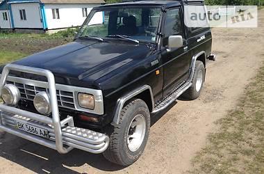 Nissan Patrol 160 1988