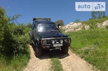 Nissan Patrol safari 1993