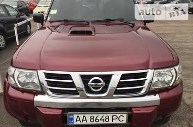 Nissan Patrol  2002