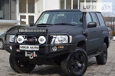 Nissan Patrol OffRoad/TDI 2008