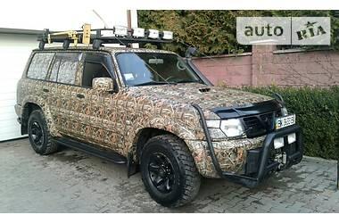 Nissan Patrol  1999