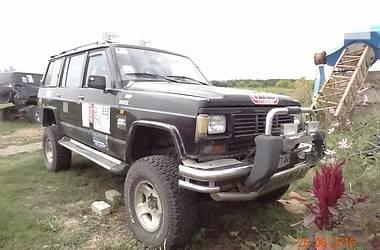 Nissan Patrol W160 1988